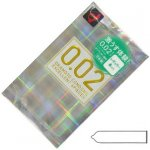 Japan Okamoto 0.02 mm condom (clear 6 pcs)