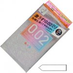 Japan Okamoto 0.02 mm condom (3 colors 6 pcs)